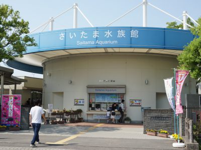 【羽生】さいたま水族館 ふれあい体験やえさやりも大人気の自然豊かな水族館