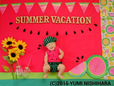 あげお夏フェス2016 <おひるねアート>今話題のおひるねアート体験 (おひるねアート☆きらきら☆