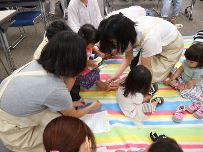 浦和開催|足形ぺったん♪くつ選び勉強会