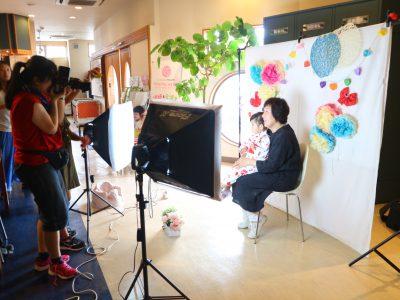 夏の思い出に…|【8/22(木)新座】お楽しみ親子撮影会開催しました!