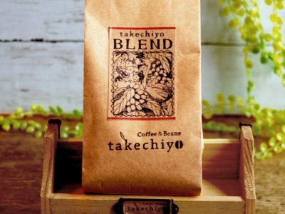 Coffee&Beans takechiyo|あげお駅ナカマルシェ出店者のご紹介