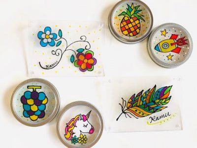 【3/10(日)三郷】ディンプルアートで小物づくり|親子で楽しむモノづくり教室