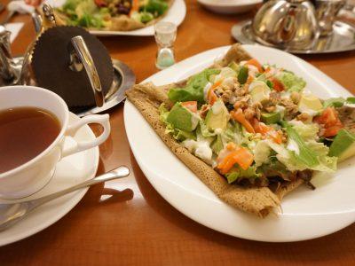 サロン・ド・テ サブリエ|おひとりさまのご褒美ランチにおすすめの紅茶専門店