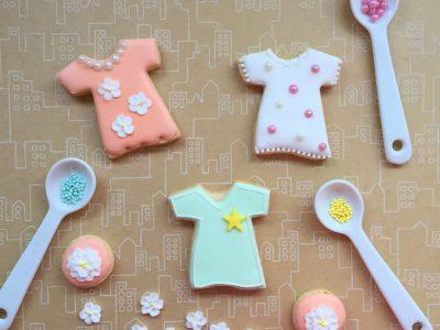 あげお夏フェス2016 <ワークショップ>★オリジナルTシャツのアイシングクッキーを作ろう★ L'Atelier(ラトリエ)