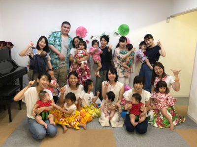 親子で楽しむ夏祭り♪ |   飯村友合子